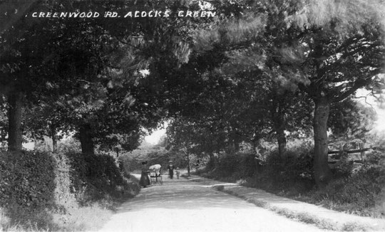 Greenwood still partly rural c. 1905