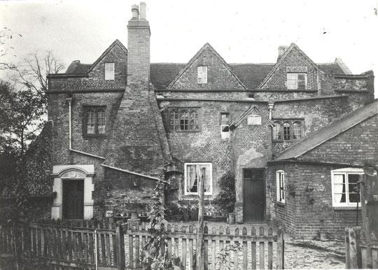 Hay Hall, 1916 (via K. Sprayson)