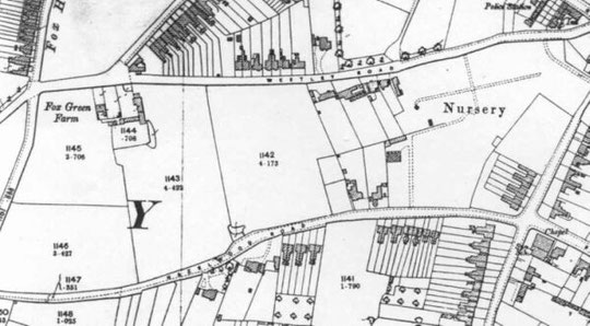 Ordnance Survey 1904 (extract)