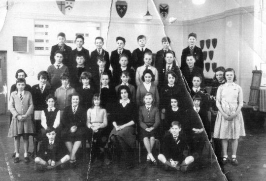 Our first year at Hartfield Crescent Secondary modern School, in class 1.1 - 1962/63.