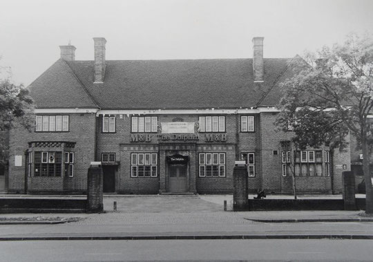 The Dolphin in the 1970s (Mike Wood)