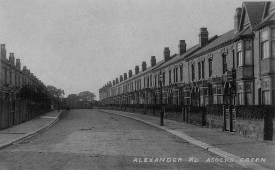 Alexander Road, c. 1910
