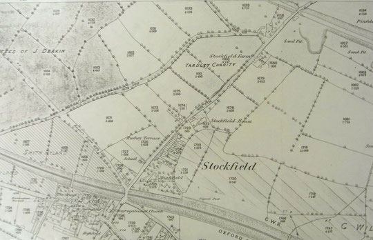 1888 Ordnance Survey
