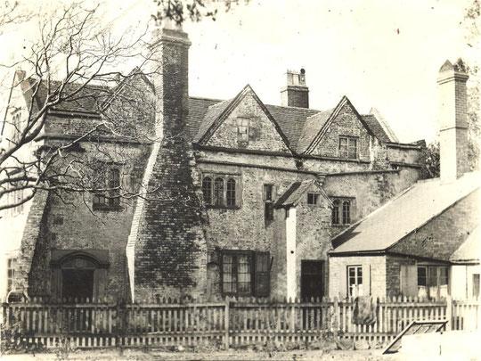 Hay Hall, 1930s (K. Sprayson)