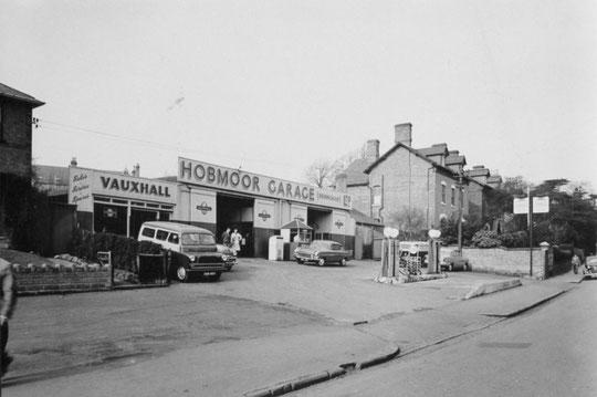 Station Road, 1959