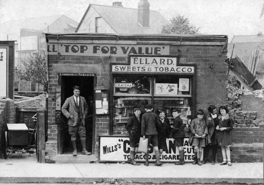 Ellard's shop (David Ellard)