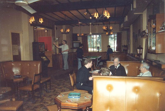 The lounge, September 1988