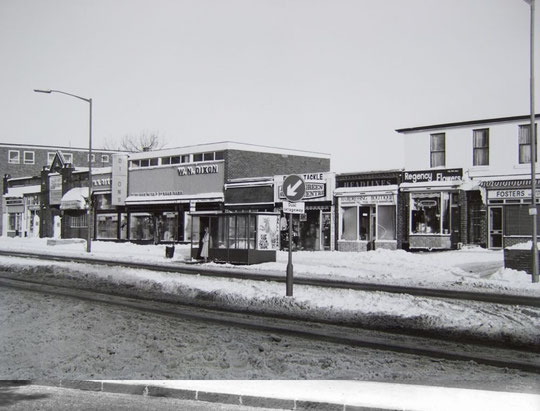 The Alder row again, 10 January 1982 (the late Mike Wood)