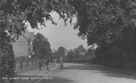 Westley Road, c. 1905
