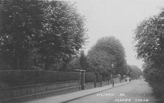 Victoria Road, c. 1905