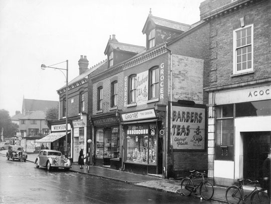 Looking the other way, 1951 (Birmingham Libraries)