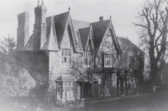 The first Eastbourne House school