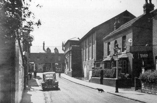 Station Road, 1934 (Birmingham Libraries)