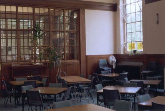 The Community Room in 2005