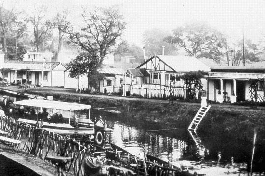 New bungalows, c. 1920 (Colin Scrivener)