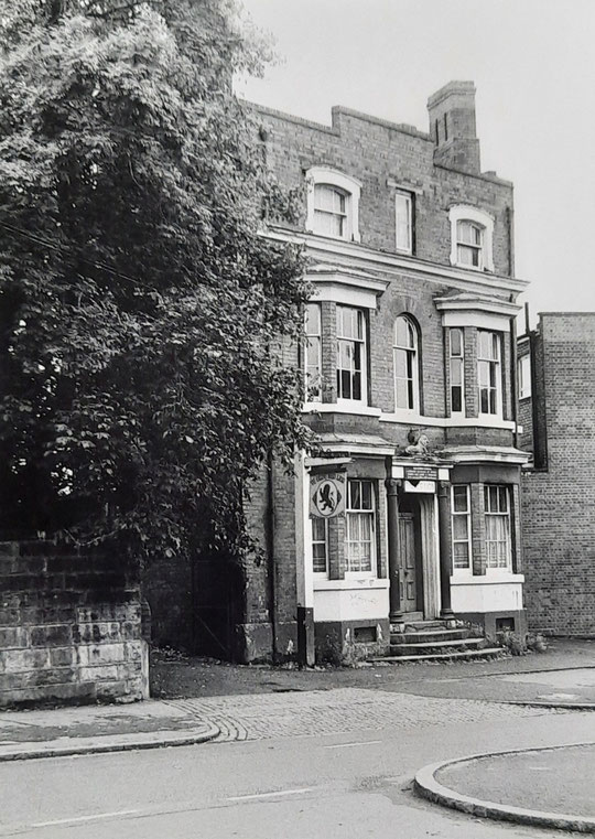 The Red Lion, c. 1980 (Mike Wood)