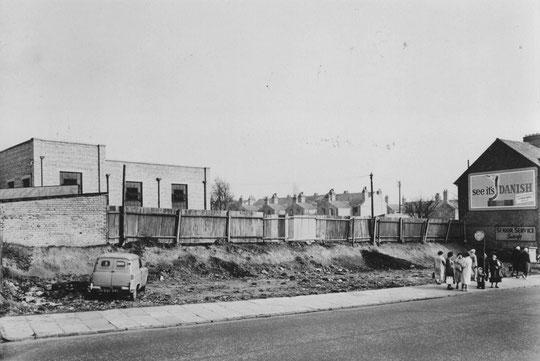 Acocks Green Laundry, 1961 (Birmingham Libraries)