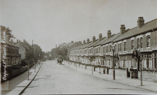 Oxford Road, c. 1910