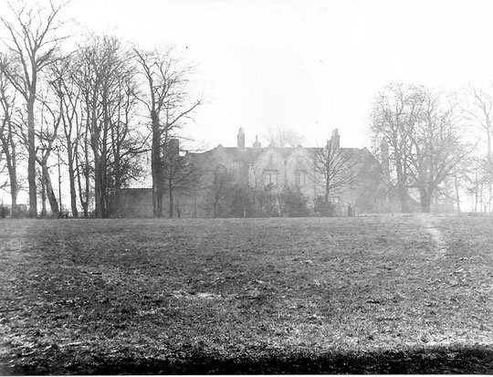 Hay Hall, early 20th century (Birmingham Libraries)