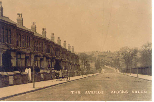 The Avenue, early 20th century