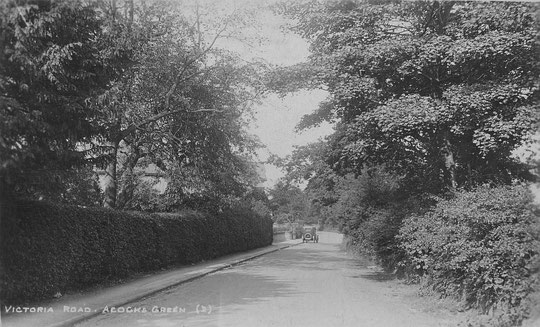 A view c. 1930. Thanks to Peter White