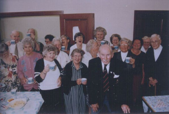 The 20th Anniversary of the Coffee Morning, September 1998