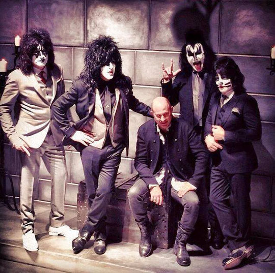 KISS VARVATOS