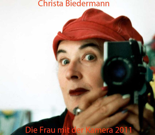 Bei allen Fotografien und Videostills, sofern nicht anders angegeben, VOR und HINTER der Kamera: C Christa Biedermann