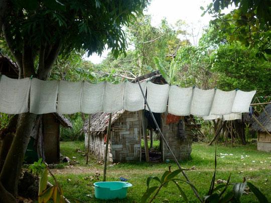 jour de lessive à Uri