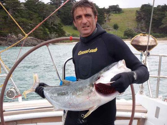 Jaco & son légendaire Kingfish