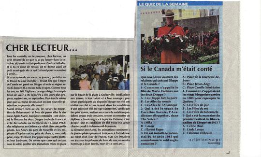 Paris-Normandie du 26/07/2014