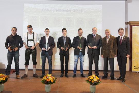 OSK Meisterehrung 2014 Kitzbühel