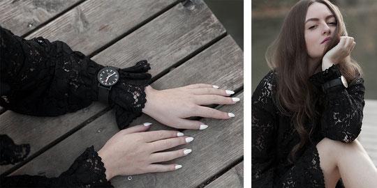 Bei der schönen Anja kannst du mit etwas Glück eine tolle Uhr geschenkt bekommen... schau mal auf ihrem SchuSchu Blog vorbei.