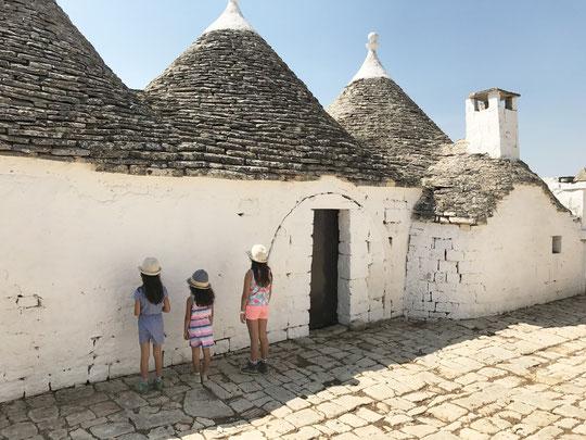 Frau Mutter war mit ihrer Familie in Apulien, mein Kindheits-Ferienort, Papi's Ort... ihr müsst das mal lesen und sehen. Bis zum Schluss ;-)
