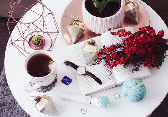 Auf I Need Sunshine findest du 5 Ideen für mehr Entspannung in der Vorweihnachtszeit