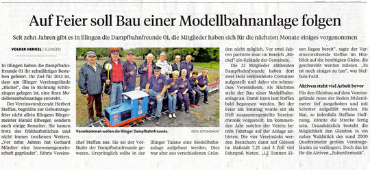 21.9.20121-Pforzheimer Zeitung
