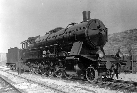 Güterzuglok K. 1817