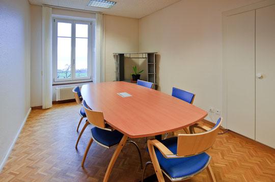 Une salle d'entretien (© YL)