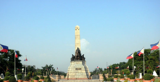 Rizal Monument, Rizal Park, Manila