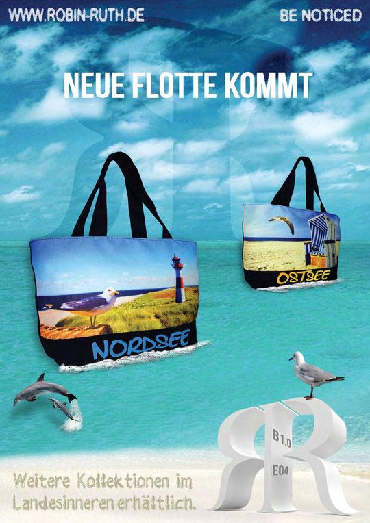 Anzeige im Top Faire Magazin zur Nordstil 2014