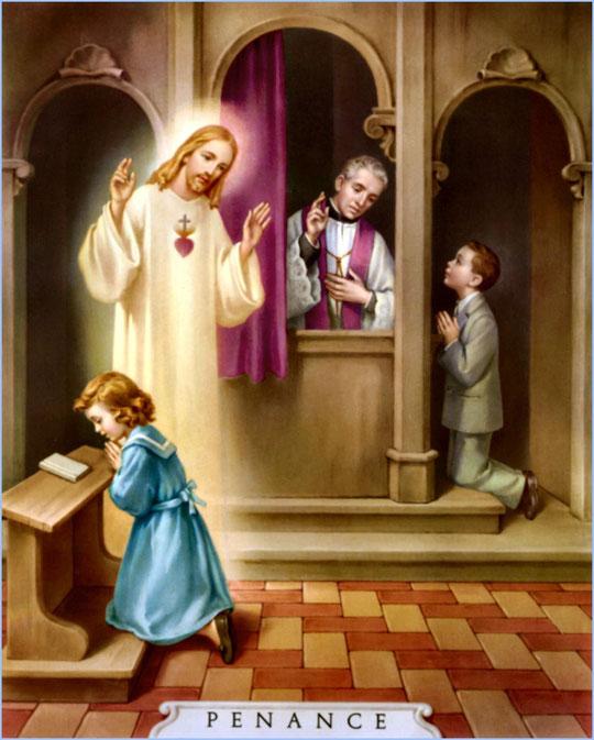 Matrimonio Catolico En Peligro De Muerte : Sacramento de la reconciliaciÓn