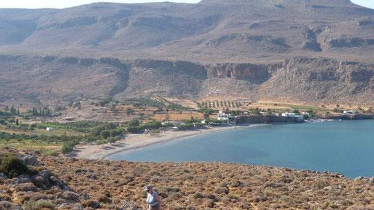 Bucht von Kato Zakros
