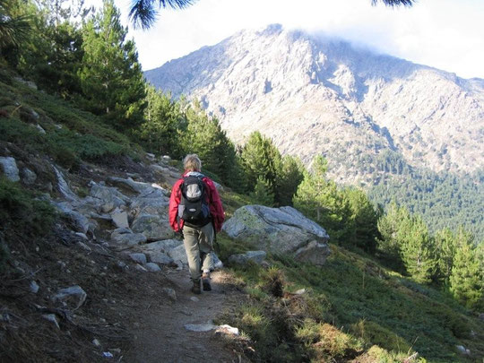 Wanderung auf dem GR 20