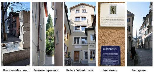 Stadtrundgang-Impressionen