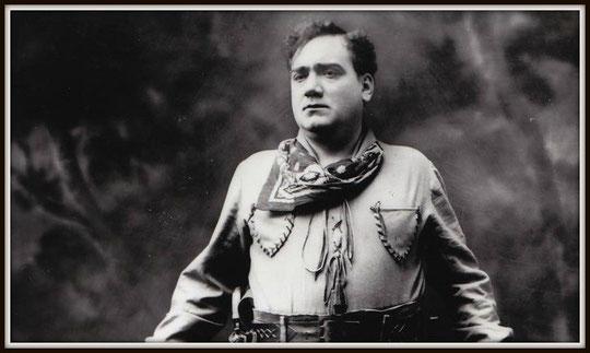 Giacomo Puccini LA FANCIULLA DEL WEST (Dick Johnson)  - Metropolitan N.Y. 10.12.1910  - (prima assoluta)