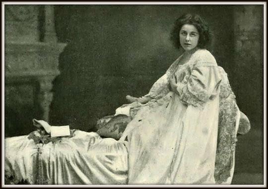 Giuseppe Verdi LA TRAVIATA (Violetta Valery) - 1908