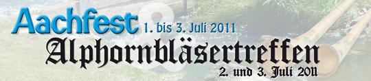 Baden- Württembergisches Alphornbläsertreffen