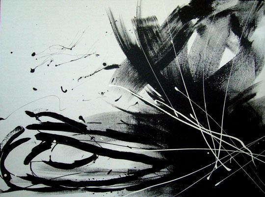 """""""Dies Irae"""" - 130X97 - 2012"""