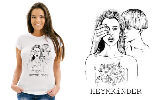 Damen Shirt - Love - 29,50 EUR