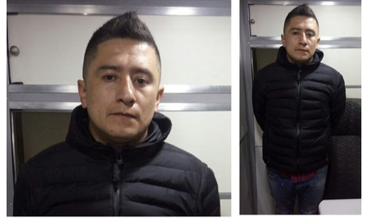 Ricardo Gordillo Ospina (37), ciudadano colombiano